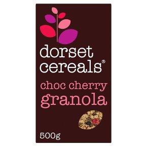Dorset cereals chocolate cherry granola waitrose partners dorset cereals chocolate cherry granola ccuart Choice Image