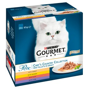 Gourmet Perle Cat Food Chef's Collection