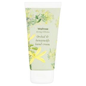 Waitrose Heritage Orchid Hand Cream