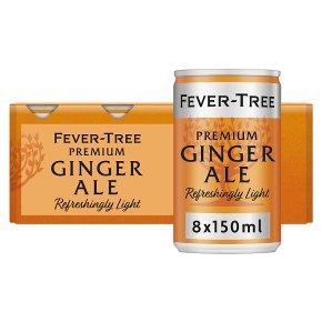 Fever-Tree Refreshingly Light Ginger Ale