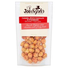 Jo & Seph's Caramel & Strawberry Popcorn