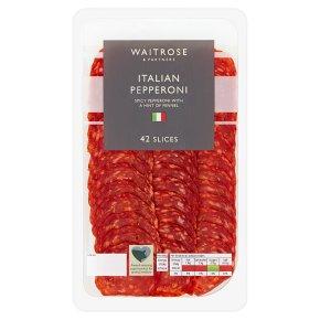 Waitrose Pepperoni 48 slices