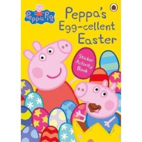 Peppa Sticker Book