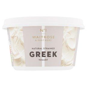 No.1 Natural Strained Greek Yogurt