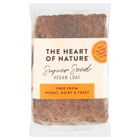 The Heart of Nature Pure Grain Bread