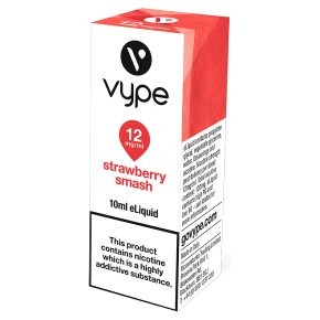 Vype eLiquid Strawberry Smash