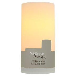Waitrose Home LED candle