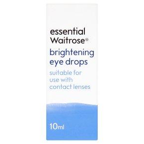 essential Waitrose Bright Eye Drops