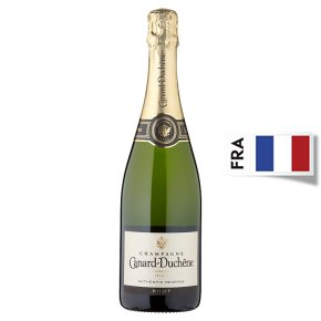 Canard Duchene Authentic Reserve Brut NV, French, Champagne