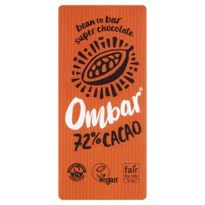 Ombar 72% Cacao Bar
