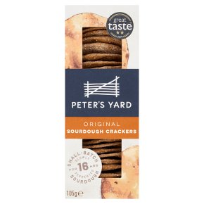 Peter's Yard Original Sourdough Crispbread