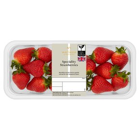 Waitrose 1 Summer Blush British strawberries