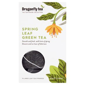 Dragonfly Tea Spring Leaf Green Tea 15s