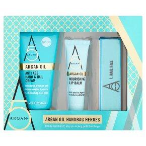 Argan + Argan Oil Hanbag Heroes