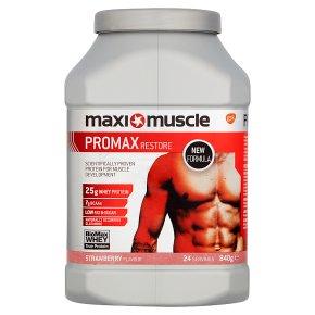 Maxi Muscle Promax Restore Strawberry