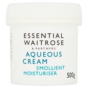 essential Waitrose Aqueous Cream