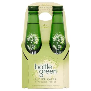 Bottlegreen Elderflower Presse