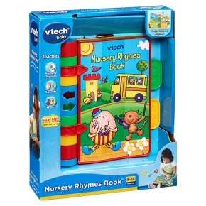 Vtech Nursery Rhymes Book