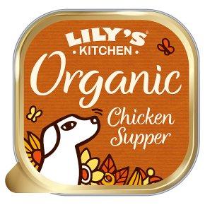 Lily's Kitchen chicken supper