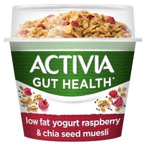 Activia Raspberry & Chia Seed Muesli