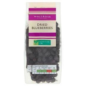 Waitrose Dried Blueberries