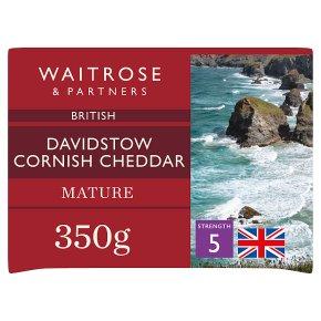 Waitrose Mature Cornish Cheese