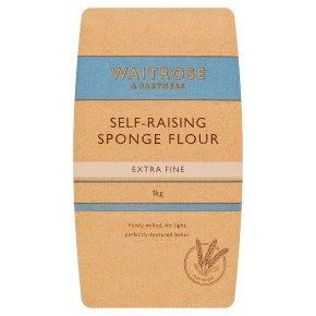 Waitrose Extra Fine Sponge Flour