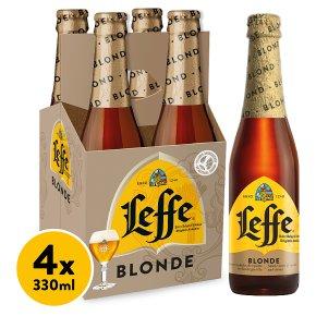 Leffe Blonde Abbey Beer