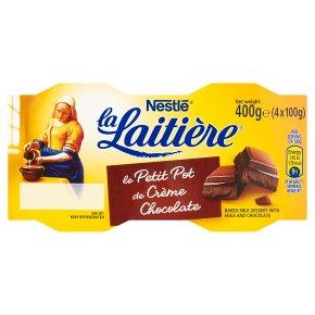 Nestlé la Laitière Crème au Chocolat