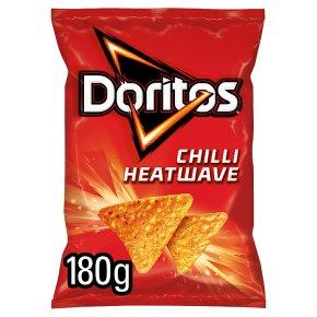Doritos Chilli Heatwave