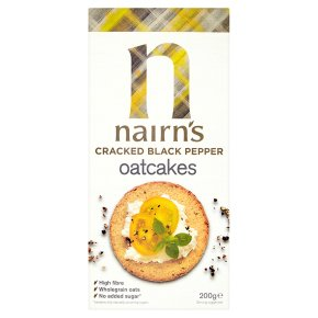 Nairn's Limited Edition Oatcakes