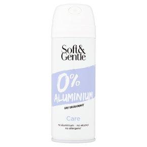 Soft & Gentle 0% Aluminium Care