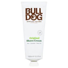 Bull Dog Original Shave Cream