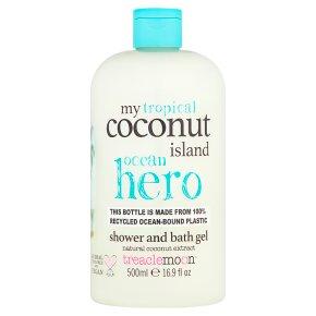 Treaclemoon My Coconut Island