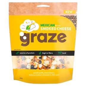 Graze Mexican Smoked Cheese