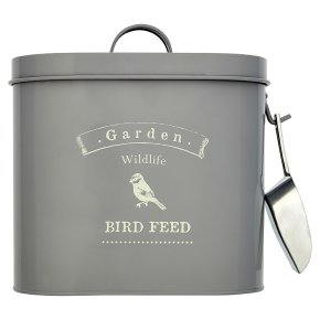 Waitrose Garden Bird Seed Tin