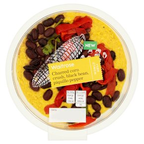 Waitrose World Deli Charred Corn Crush