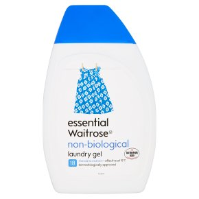 essential Waitrose Non-Bio Laundry Gel 18 Washes