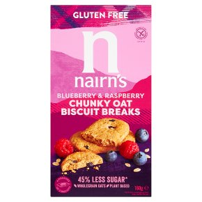 Nairn's Blueberry Biscuit Breaks