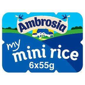 Ambrosia my mini rice