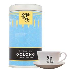 Rare Tea Co Oolong China Tea Loose