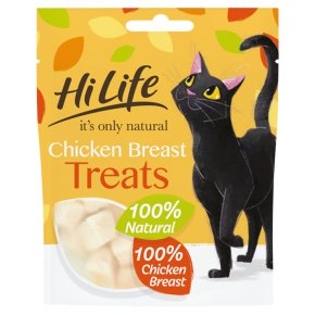 Hi Life It's only Natural Chicken Breast Treats