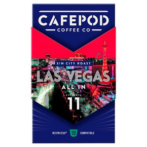 CafePod Coffee Co. Nespresso Capsules Las Vegas
