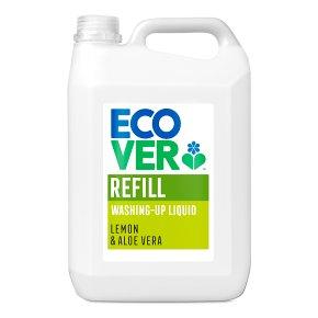 Ecover Washing-Up Liquid Refill Lemon & Aloe Vera