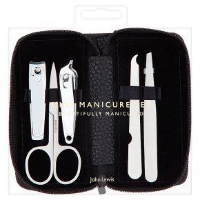 John Lewis Mini Manicure Set