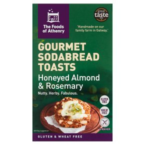 Athenry Almond Sodabread Toasts