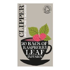 Clipper Raspberry Leaf Infusion 20s