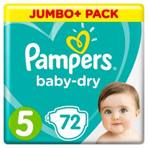 Pampers Baby-Dry 5 11-23kg