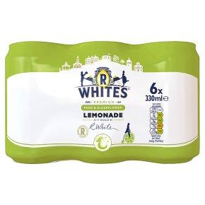 R Whites Pear & Elderflower Lemonade