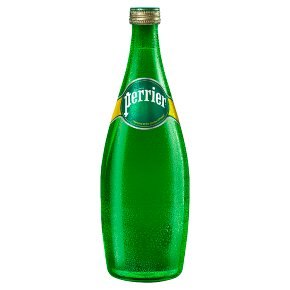 Perrier Natural Mineral Water
